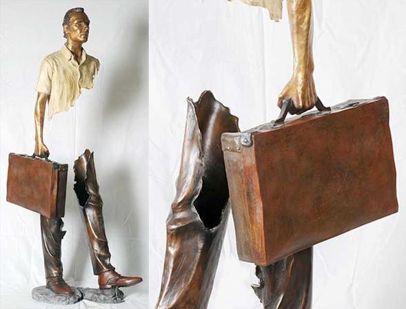 Скульптуры Bruno Catalano. Изображение № 6.