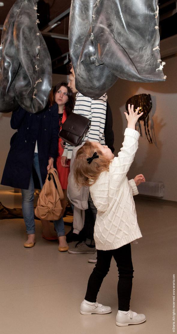 Ночь музеев в НИИ Эрарта. Как это было. Изображение № 37.