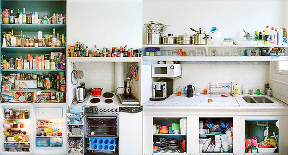 Кухонный вопрос: Гарнитуры и кухни в съемках Эрика Кляйна. Изображение № 11.