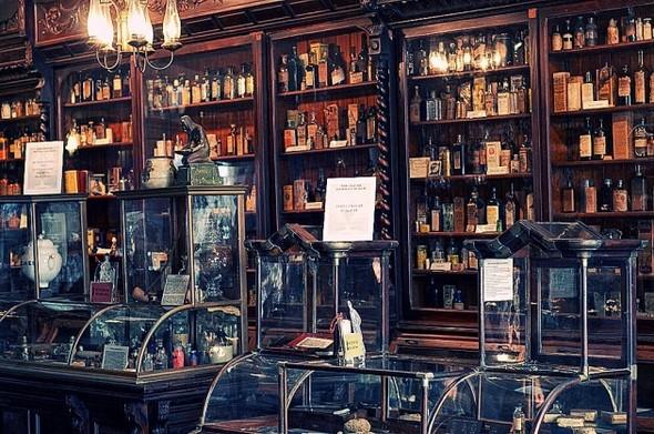 Аптека - музей в Новом Орлеане. Изображение № 15.