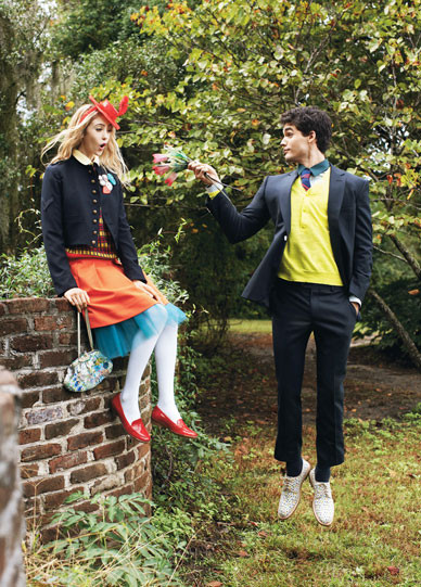 Funny Valentine Teen Vogue. Изображение № 2.
