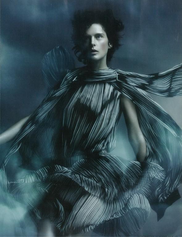 Съёмка: Стелла Теннант для i-D. Изображение № 12.