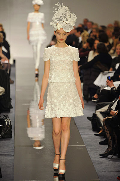 Chanel Spring 2009 Haute Couture. Изображение № 42.