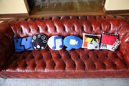 Уникальные икреативные подушки. Изображение № 5.