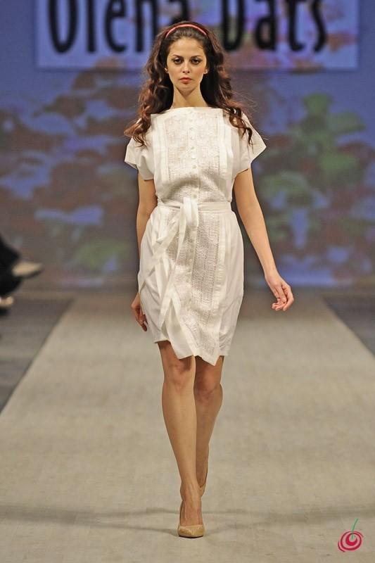 Ukrainian Fashion Week 2011: Елена Даць, Анна Бублик. Изображение № 3.