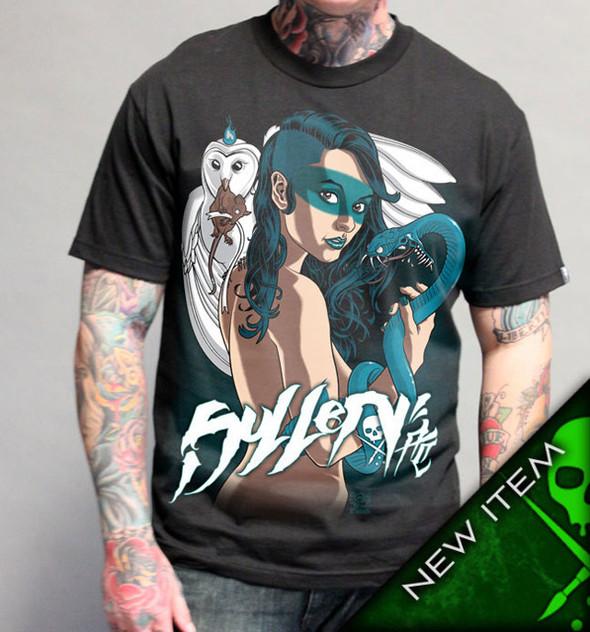 От лучших татуировщиков мира: Sullen Clothing. Изображение № 14.