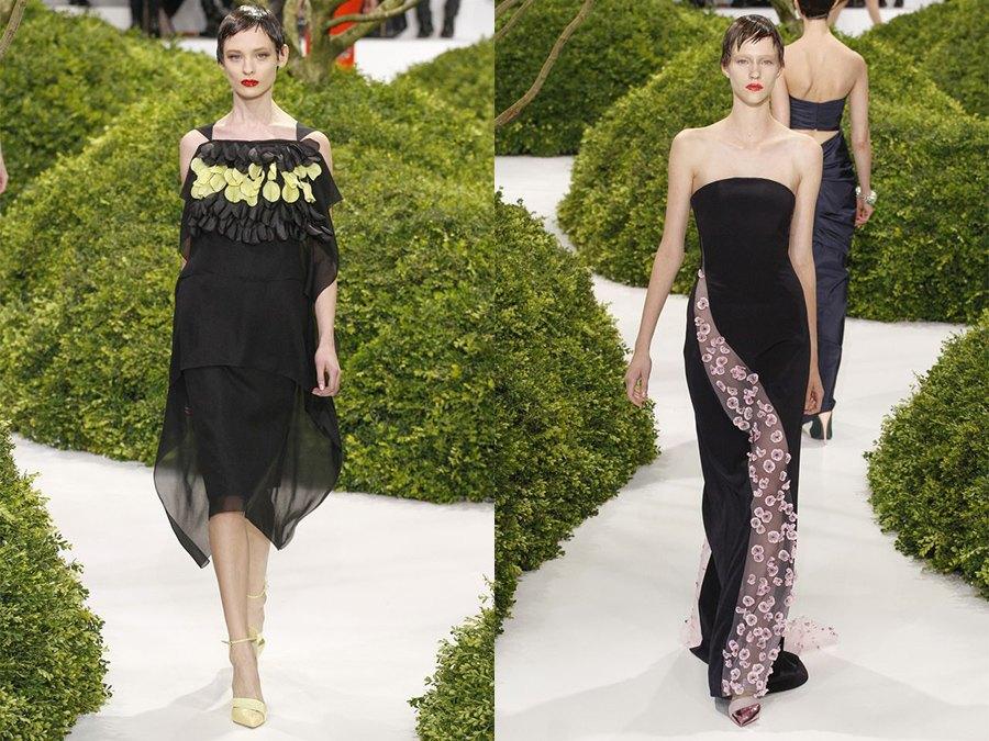 Кутюр в деталях:  Dior и Giambattista Valli. Изображение № 4.