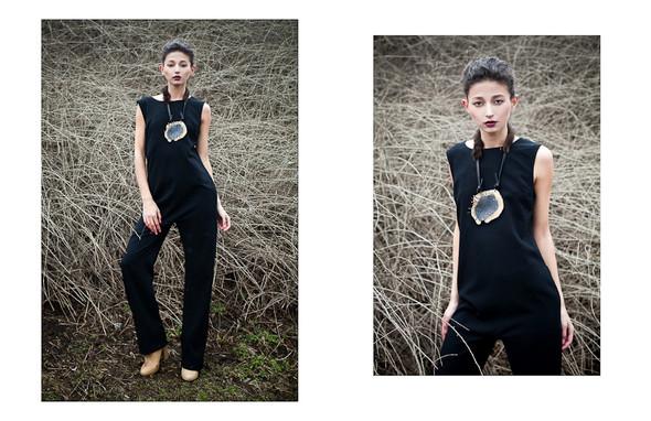 Изображение 9. Lookbook Kamenskayakononova f/w 2011/2012.. Изображение № 9.