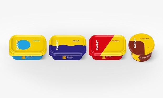 Для упаковок сыров «Дружба» и«Волна» провели редизайн. Изображение № 2.