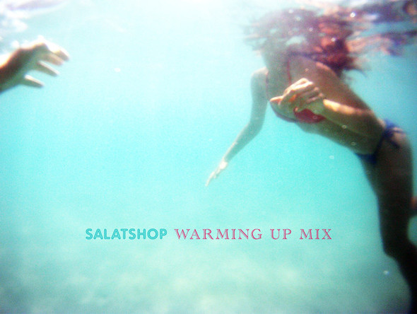 Salatshop Warming Up Mix. Изображение № 1.
