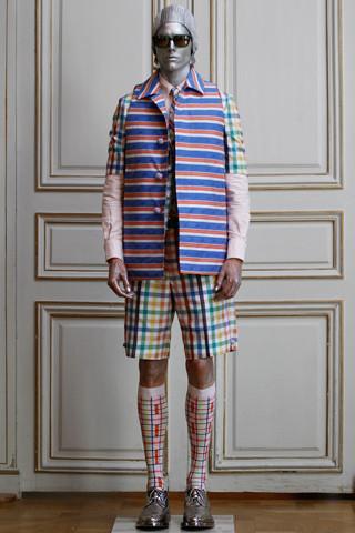 Неделя мужской моды в Париже: День 5. Изображение № 15.