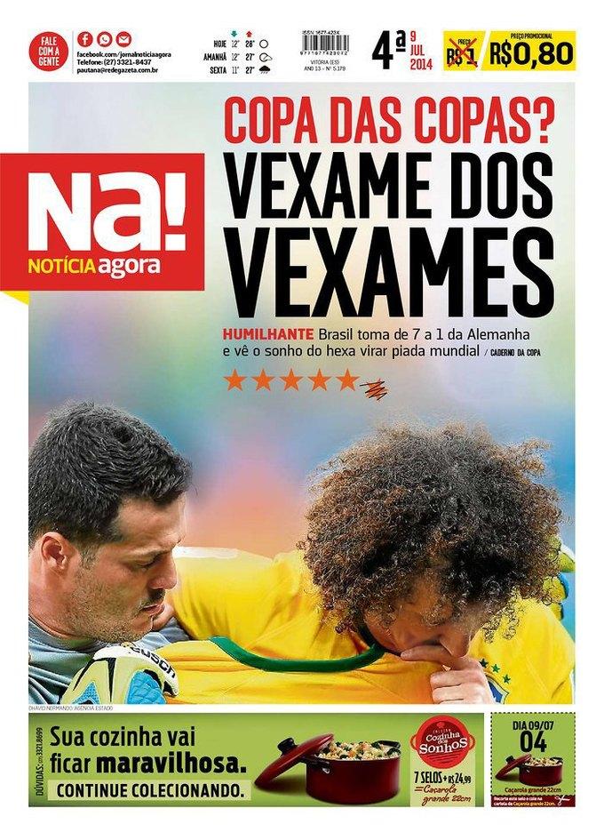 Noticia Agora: «Стыд и позор». Изображение № 8.