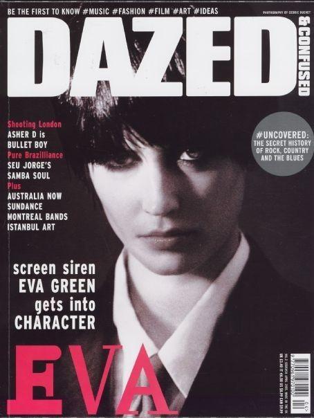 Архивная съёмка: Ева Грин для Dazed & Confused, 2005. Изображение № 1.