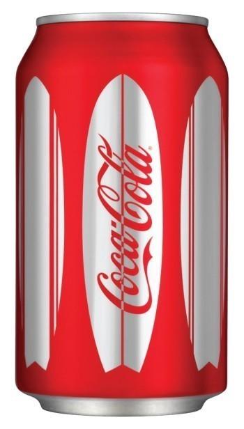 Новый дизайн банок Coca-Cola. Изображение № 3.