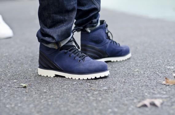 Ботинки Fort и Elmwood от Adidas Originals. Изображение № 4.