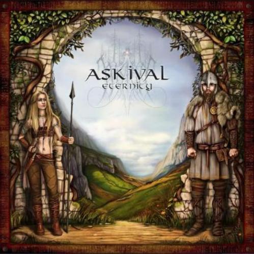 ASKIVAL – ETERNITY. Изображение № 1.