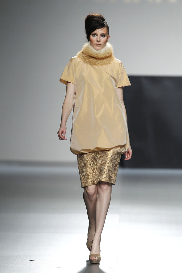 Madrid Fashion Week A/W 2012: Juana Martin. Изображение № 11.