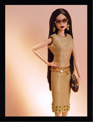 Fashion Royalty. Воплощенный кукольный гламур. Изображение № 3.