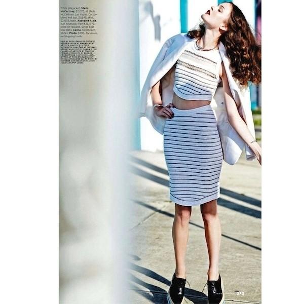 Изображение 30. Съемки: 10, Elle и Vogue.. Изображение № 29.