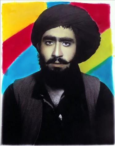Талибан – ретушированная красота смерти. Изображение № 7.