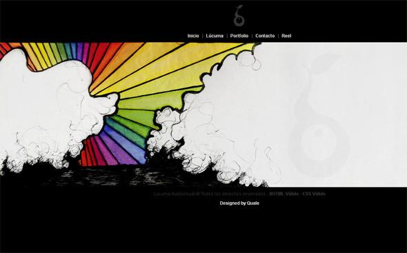Ручная работа. Дизайн сайтов с рисованными элементами. Изображение № 17.