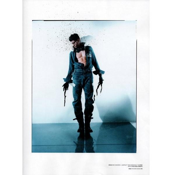 Мужские съемки: VMAN, Dazed & Confused и другие. Изображение № 54.