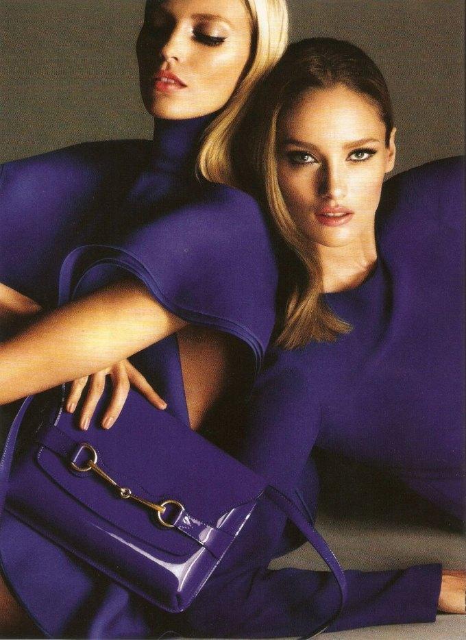 Gucci, Mulberry, Chanel и другие марки показали новые кампании. Изображение № 1.