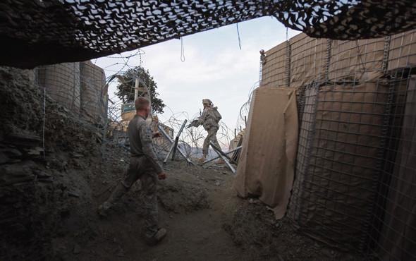 Афганистан. Военная фотография. Изображение № 312.
