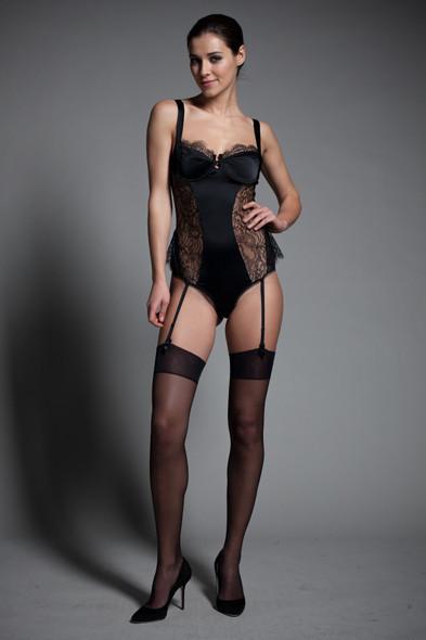 Новости ЦУМа: Коллекция нижнего белья Джулии Рестуан-Ройтфельд для Kiki de Montparnasse. Изображение № 4.