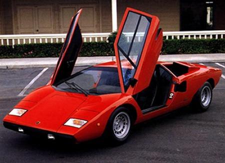 Lamborghini 1974 Countach LP400. Изображение № 5.