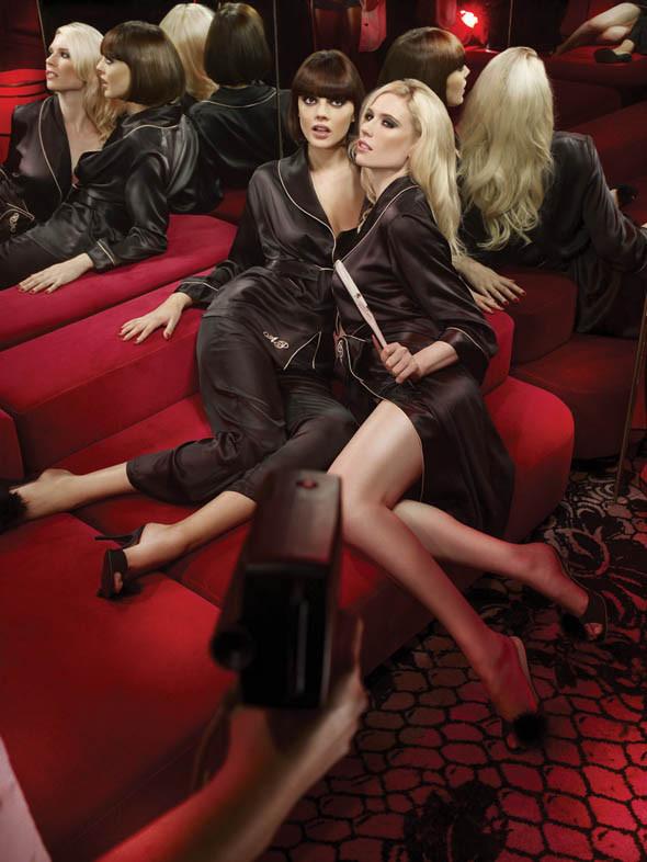 Agent Provocateur 2010: The Classics, Swimwear, Jewelry. Изображение № 11.