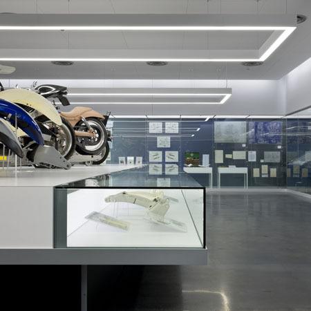 Музей Harley-Davidson вМилуоки. Изображение № 8.