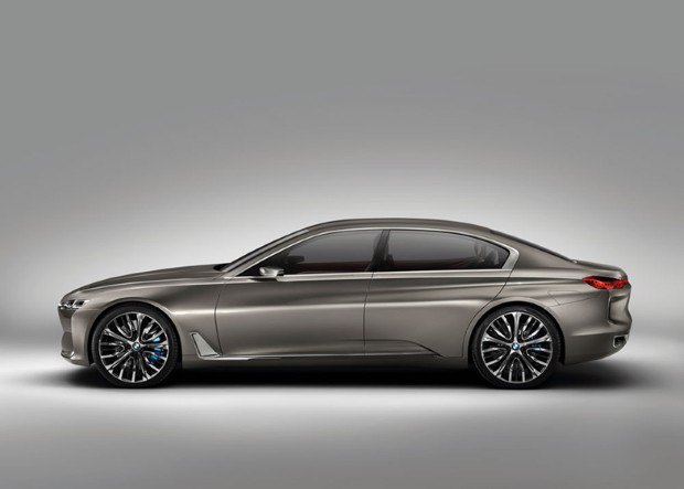 BMW представила концепт-кар с дополненной реальностью. Изображение № 4.