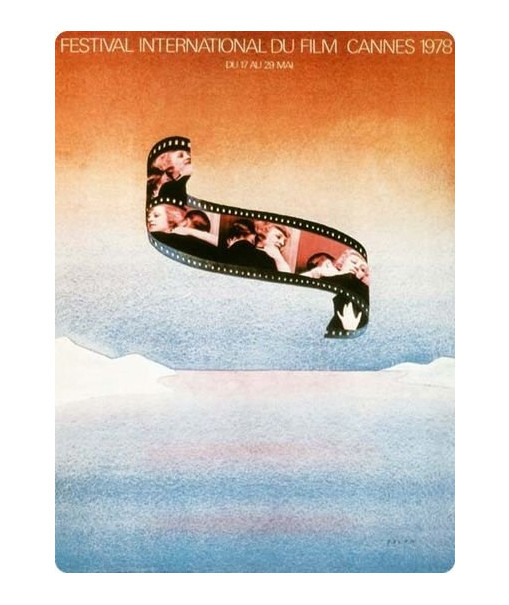 Изображение 32. Постеры: История Каннского кинофестиваля в плакатах.. Изображение № 34.