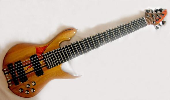 Необычные бас-гитары prt.2. Изображение № 15.