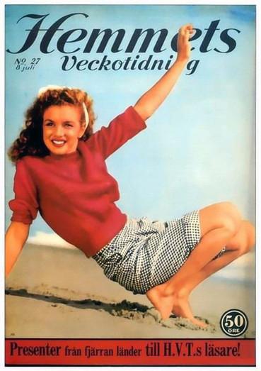 Изображение 36. Marilyn Monroe, pin-up girl.. Изображение № 25.