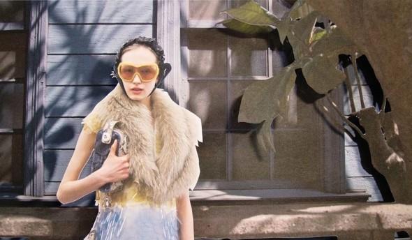 Лукбук: Prada Fantasy FW 2011. Изображение № 8.
