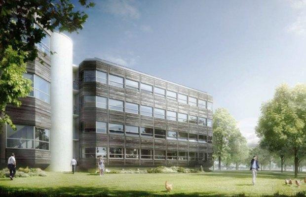 Как устроено самое экологичное здание в мире. Изображение № 5.