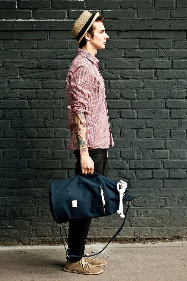 Шведский Sandqvist - традиционный взгляд на сумки и аксессуары. . Изображение № 4.