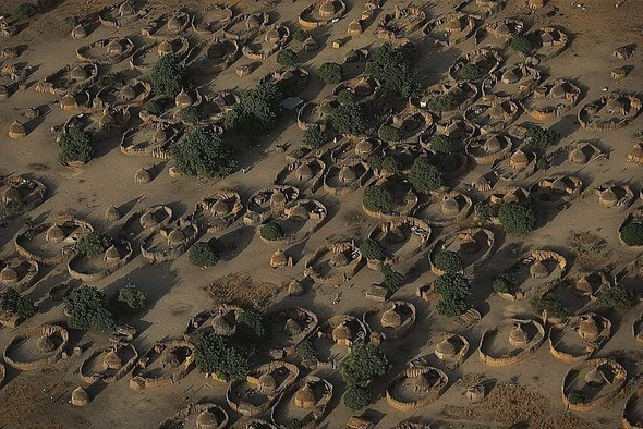Деревня возле озера Чад. Республика Чад. Изображение № 46.