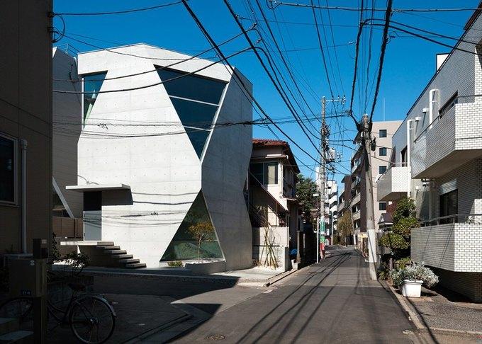 Архитектура дня: дом для химиков из экологичного бетона . Изображение № 8.