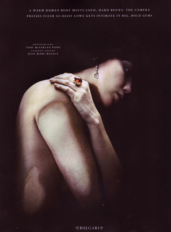 Съёмка: Дейзи Лоу для Love. Изображение № 3.