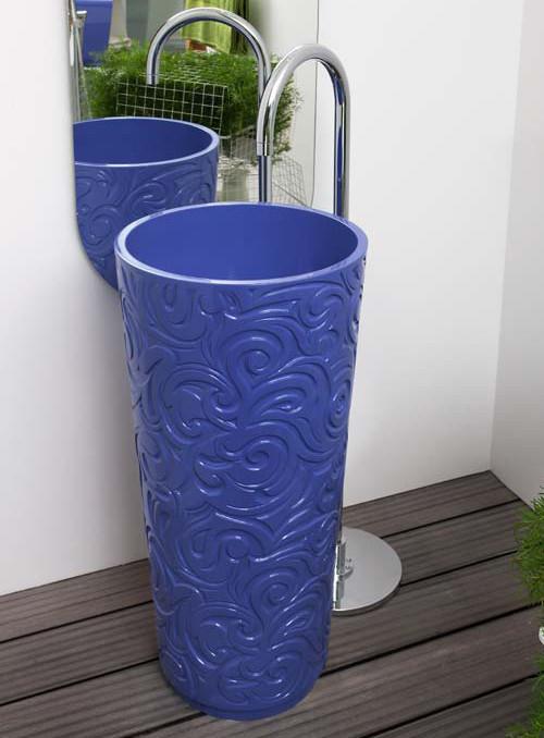 Раковины-вазы от Regia. Изображение № 1.