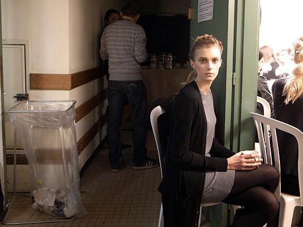 Изображение 4. Paris Fashion Week: первые два дня.. Изображение № 5.