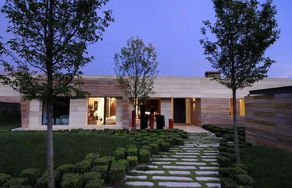 Резиденция Vivienda 4 от студии дизайна A-cero. Изображение № 3.