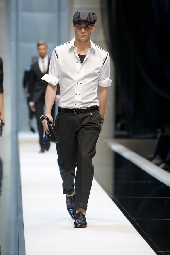 Dolce & Gabbana spring summer 2010. Изображение № 35.