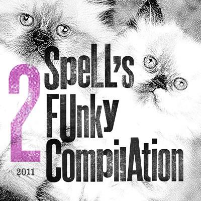 VA - spell's funky compilation #2 / mixed by amiga505. Изображение № 1.