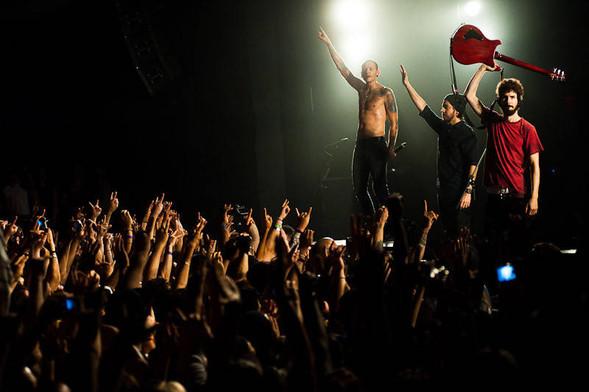 Linkin Park — A Thousand Suns. Изображение № 1.