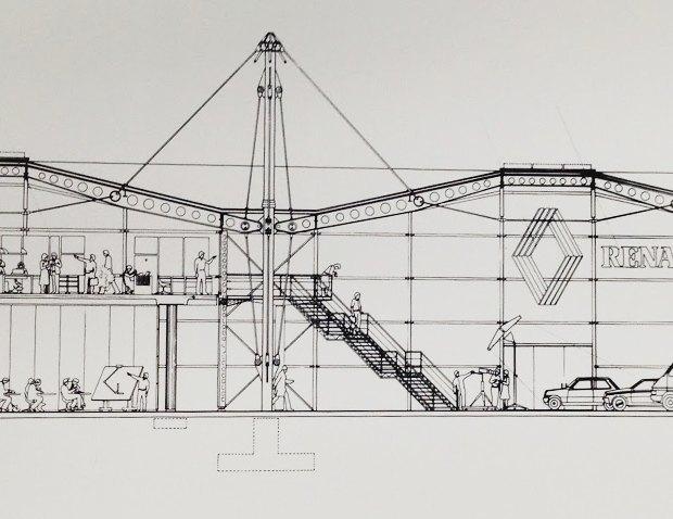 Дом для Супермена: комиксы Ле Корбюзье, Рема Колхаса и других знаменитых архитекторов. Изображение № 11.