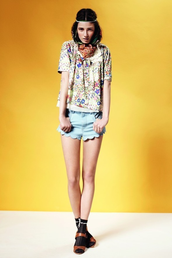 Лукбуки: Stussy, Topshop, Zara и другие. Изображение № 107.